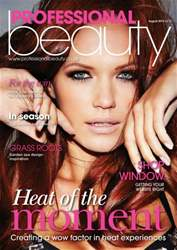 Professional Beauty issue Professional Beauty August 2012