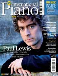 International Piano issue Jul-Aug 2010