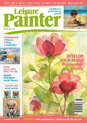 Leisure Painter issue August 2012