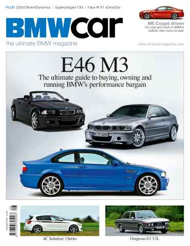 BMW Car issue August 2012