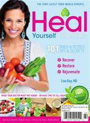 Heal Yourself Essentials issue Heal Yourself Essentials