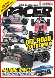 Radio Control Car Racer issue September 2012