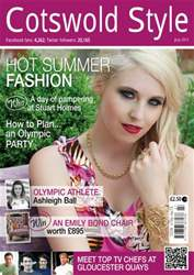 Cotswold Style issue July 2012