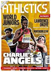 Athletics Weekly issue AW July 19 2012