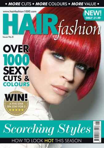 Hair Fashion issue Issue 8