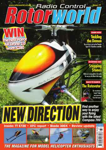Radio Control Rotor World issue 77