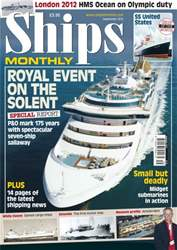 Ships Monthly issue Ships Monthly September 2012