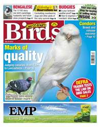 Cage & Aviary Birds issue Cage and Aviary July 25 2012