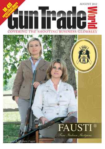Gun Trade World issue August 2012