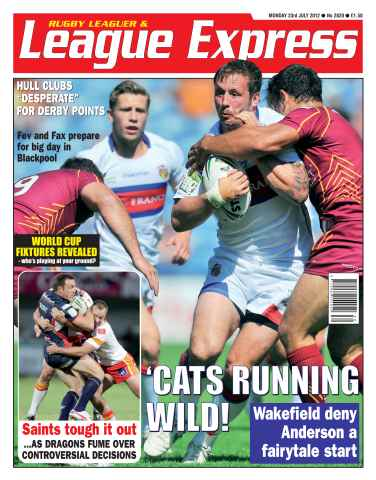 League Express issue 2820
