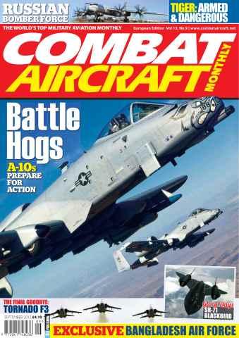 Combat Aircraft issue Vol 13 No 9