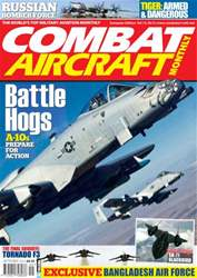 Combat Aircraft issue Vol 13 No 9