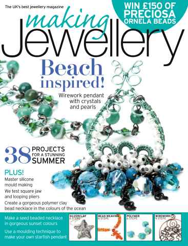 Making Jewellery issue August 2012