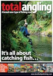 Total Angling issue August 2012