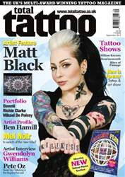 Total Tattoo issue September 2012