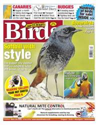 Cage & Aviary Birds issue Cage and Aviary August 1 2012