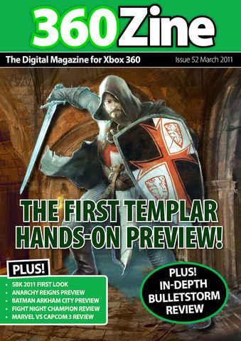 360Zine issue Issue 52