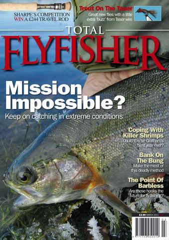 Total FlyFisher issue March 2011