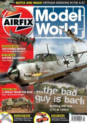 Airfix Model World issue September 2012