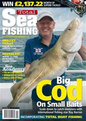 Total Sea Fishing issue September 2012