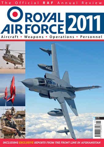 RAF 2011 issue RAF 2011
