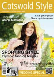 Cotswold Style issue Cotswold Style August 2012