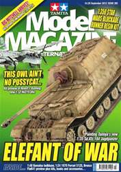 Tamiya Model Magazine issue 203