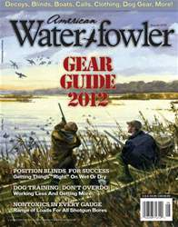 American Waterfowler issue Volume III Issue 3