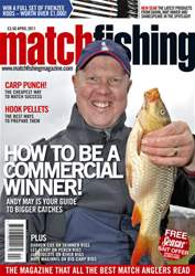 Match Fishing issue April 2011