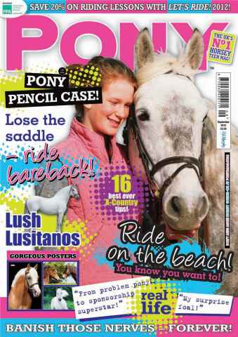 Pony Magazine issue September 2012