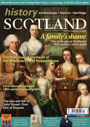 History Scotland issue March April 2011