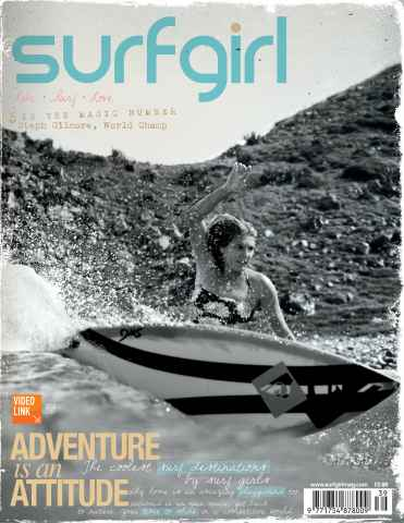 SurfGirl Magazine issue SurfGirl issue 39