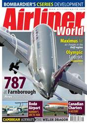 Airliner World issue September 2012