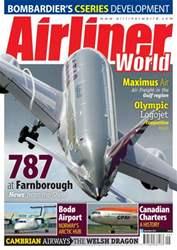 Airliner World issue September 2012