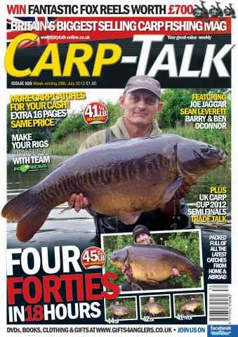 Carp-Talk issue 928