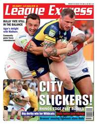 League Express issue 2822
