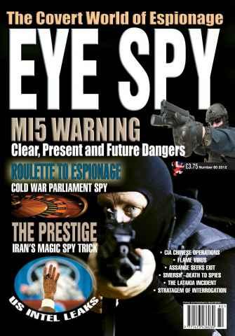 Eye Spy issue Issue 80