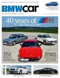 BMW Car issue September 2012