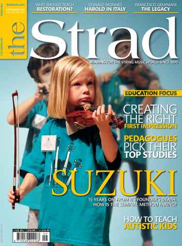 The Strad issue September 2012