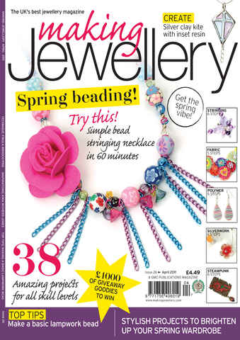 Making Jewellery issue April 2011