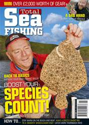 Total Sea Fishing issue March 2011