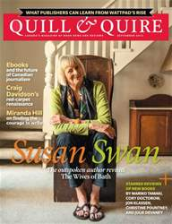 Quill & Quire issue September 2012