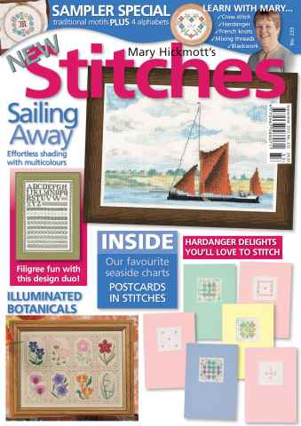 New Stitches issue Issue 233