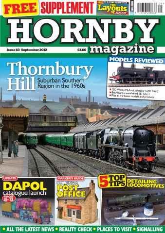 Hornby Magazine issue September 2012