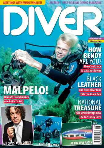 DIVER issue September 2012