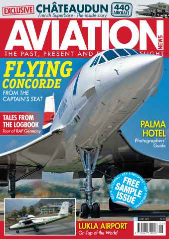 Aviation News issue FREE Sample Issue