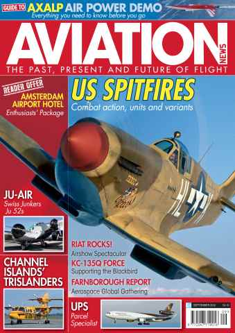 Aviation News issue September 2012
