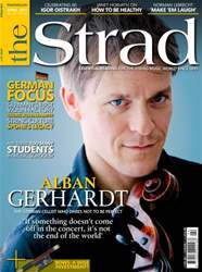 The Strad issue April 2011
