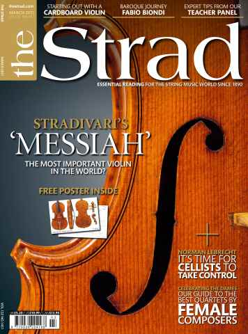 The Strad issue March 2011