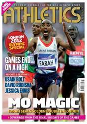 Athletics Weekly issue AW August 16 2012